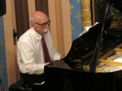 Bruce Severson on piano