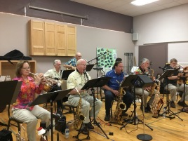 Monroe Senior Center on July 17, 2018